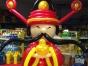 飞屋派对 寿宴6080大寿气球装饰财神寿星宴会布置