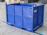 常熟生產金屬周轉箱 金屬物流箱定制廠家