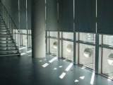 供应龙岗横岗地铁站附近会议室窗帘安装 百叶帘遮光帘卷帘定做