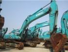 神鋼200 230和260 350等原裝二手挖掘機低價出售