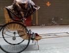 民国时期的黄包车和三轮车单价差多少,黄包车夫为何不买三轮车