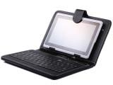 厂家直供8寸安卓平板键盘皮套支架 8英寸