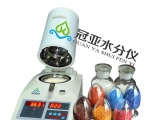 要想ABS树脂塑料含水量侧得准,用冠亚SFY-20A水分测试仪