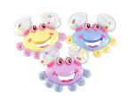 新生儿螃蟹手摇铃 婴儿玩具 高质量儿童玩具批发 淘宝热销玩具