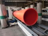 直径630隧道逃生管道超高分子量聚乙烯材质国润新材