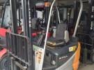 转让现货供应二手叉车 二手堆高叉车1年0.9万公里面议