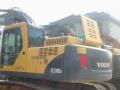 临夏:沃尔沃二手挖掘机原装EC3600B、460B等低价出售