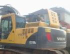 定西:沃尔沃二手挖掘机原装EC360B、460B等低价出售
