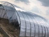 河南御农生产加工热镀锌几字钢温室大棚