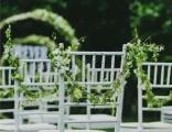 宁波金色竹节椅水晶透明面包櫈吧桌吧椅折叠椅洽谈桌出租租赁