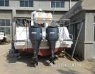 威海荣晟船艇有限公司专业生产12米玻璃钢钓鱼船