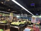 重庆超市装修,重庆沙坪坝区超市装修