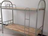 合肥全新大学生宿舍公寓床 铁艺上下铺双层床 工地床批发