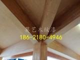 武汉木纹漆外墙施工 混凝土木纹漆仿木纹施工报价 氟碳漆