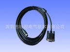 威纶触摸屏 MT6070IH系列 与松下FP  PLC通讯电缆线 不议价