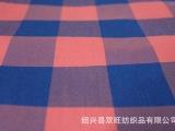 供应全棉厚帆布、大马丁帆布、小马丁帆布格子印花布