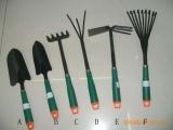 双色塑料手柄园林锹,铲,耙,锄,儿童园林工具