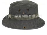 东莞帽子工厂 专业设计定制帽子 渔夫帽定制