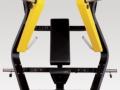 健身房专用大型健身器械 天展坐式下斜推胸训练器