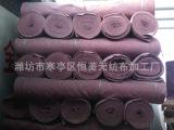恒美无纺布厂 针刺无纺布 农用无纺布 大棚保温被内芯 加工定制