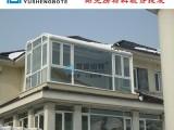阳光房用什么材料好之断桥铝阳光房