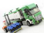 塑料拼插立体积木货车铲车万格立高汽车货柜车集装箱