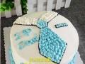 父亲节送老爸岳父创意礼物—伊米创意蛋糕帮您实现