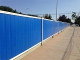 成都專業彩鋼圍擋制作廠家 專業彩鋼圍欄廠家