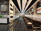 50平米餐饮店铺装修设计