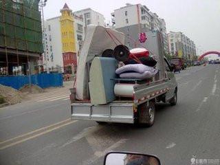 个人低价小货车面包车出租小型搬家货物运输搬运拉货