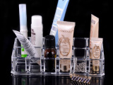 批发供应 水晶化妆盒 化妆品收纳盒 透明化妆盒专业生产 厂家直供