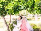 三亚百合经典婚纱摄影希腊圣里尼专辑套系