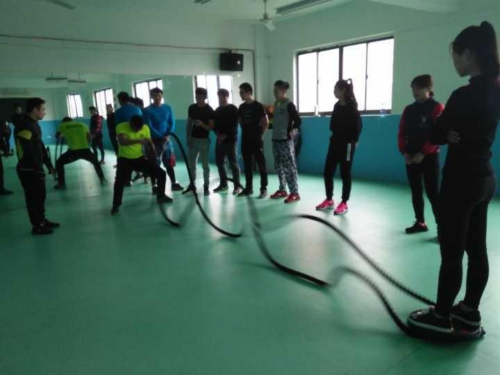 南京私人健身教练证书培训去哪里