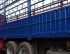 公司扣车欧曼前四后八仓栏厢式货车,可分期付款