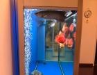 森森hac-1800FD鱼缸出售