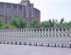 北辰区伸缩门-遥控电动伸缩门装置厂家