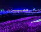 梦幻灯光展道具设计制作出租LED灯光展方案全套设备租赁