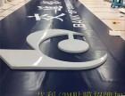 沧州交行门头制作艾利灯布贴膜加吸塑字工艺艾利交行专色膜特定制