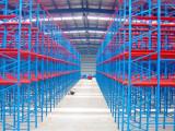 宁波贯通式货架生产厂家 贯穿式货架 高位式货架送货安装