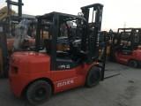 出售二手合力杭州3吨3.5吨燃油电瓶叉车
