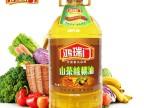 鸿瑞门食用油 山茶核桃油野山茶油5L 物理压榨非转基因 批发团购