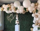 求婚派对生日寿宴气球布置,婚房气球布置氦气球批发