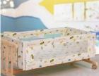 贝多美实木摇篮床