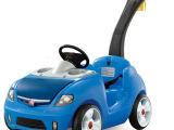 美国晋阶step2儿童玩具 儿童四轮车 手推车 手推四轮小汽车