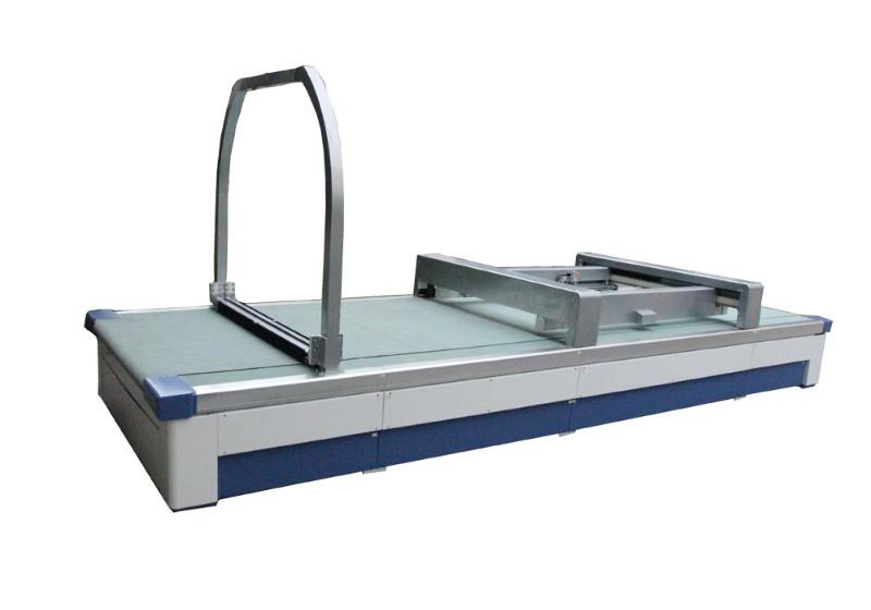 皮革切割机皮料割样机柔性材料切割机人造革切割机割样机