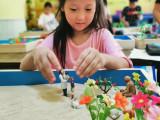 沙盘游戏较能激发孩子对于写作产生表达欲望的媒材浙江宁波加盟