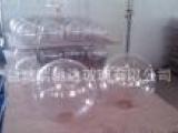 供应玻璃圆球灯罩,直径150MM,透明人工吹制玻璃产品