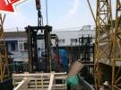 潜江二手合力3吨废纸夹抱叉车 3吨软抱夹内燃叉车2年0.1万公里2.5万