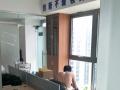 出租天朗海峰 朝南三室一卫 精装带办公家具 可注册