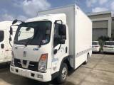 新能源电动面包车,依维柯,4米2出租销售